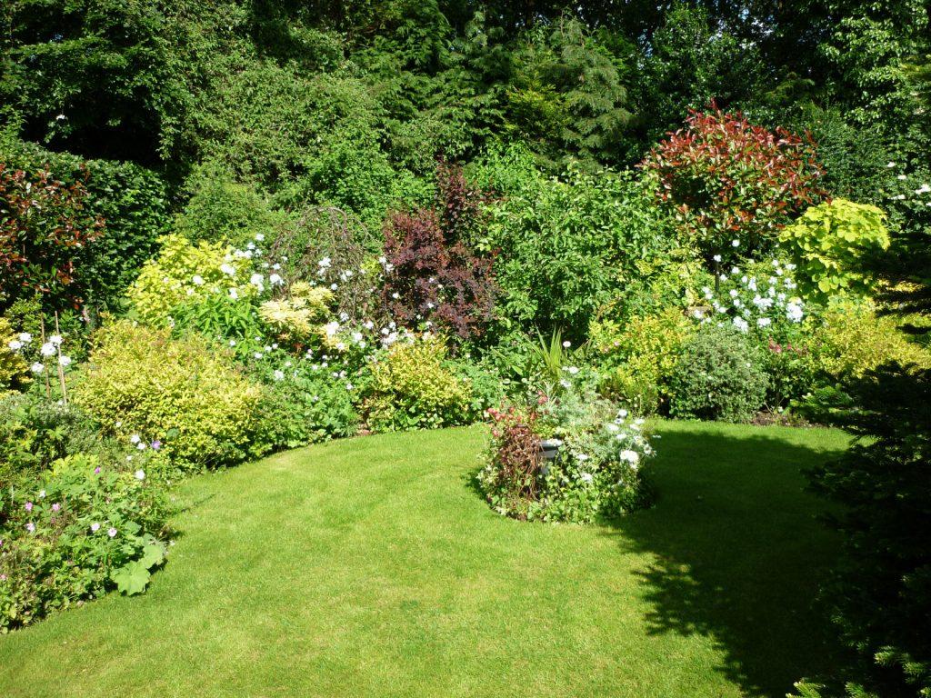 A lawn gallery