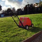 Pluggr PL400 Lawn aerator