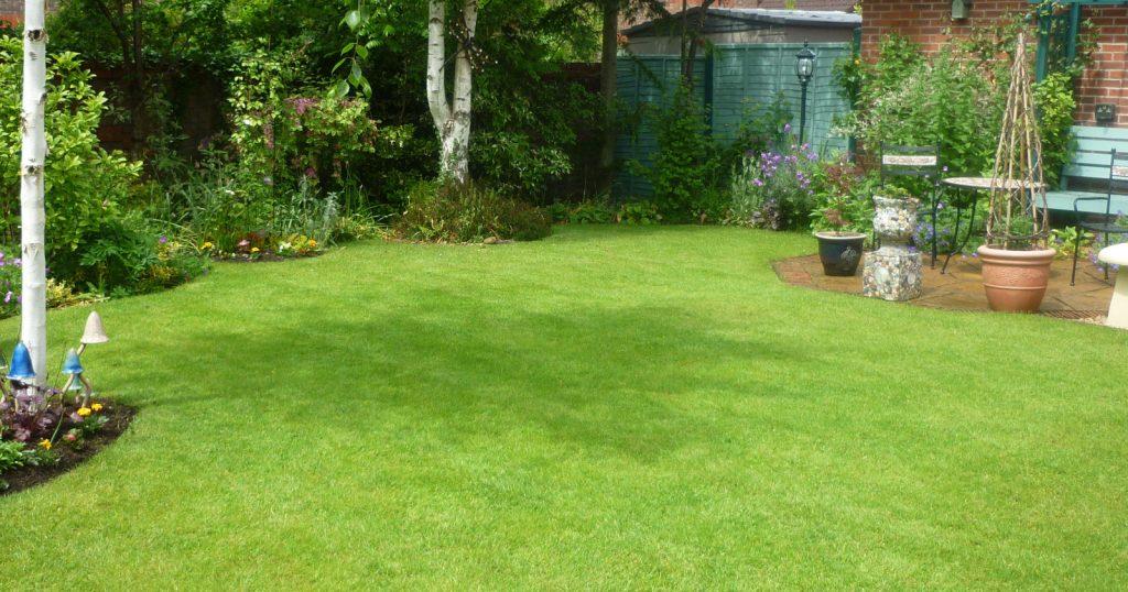 Lawn care in Heavitree
