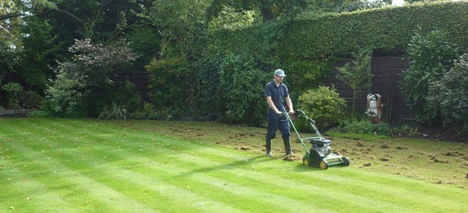 Scarifier advice